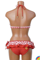 BETSEY JOHNSON GINGHAM : レッド - 235540_40_02.jpg