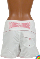 TOES on the NOSE LOGO belt (ショート) : ホワイト - 34359_09_02.jpg