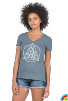 VOLCOM Feathered SS Tee : CHARCOAL - B3521708_CHR_01.jpg