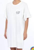 VOLCOM Boy Friend Boxy Dress : WHITE - B35217JA_WHT_01.jpg