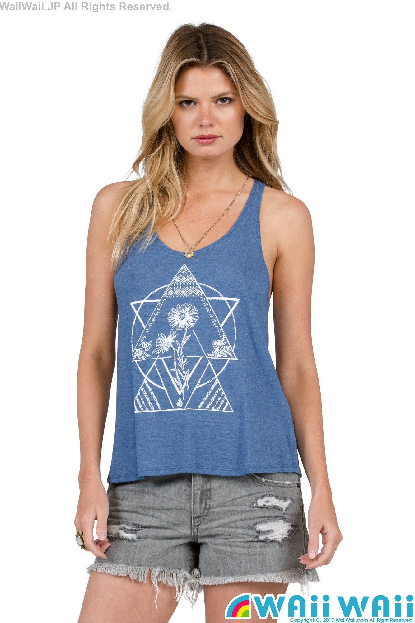 VOLCOM Radical Daze Tank : BLUE DRIFT WASH - B3511709_BDR_01.jpg