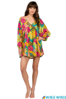ボルコム Hot Tropic Kaftan